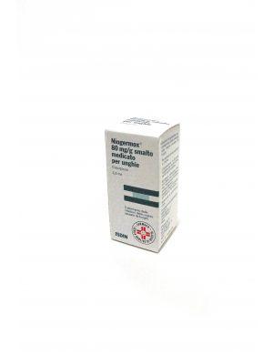 NIOGERMOX 80MG/G SMALTO MEDICATO PER UNGHIE 3,3ML