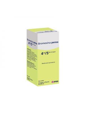 BROMEXINA PENSA SCIROPPO 4MG/5ML DA 250ML
