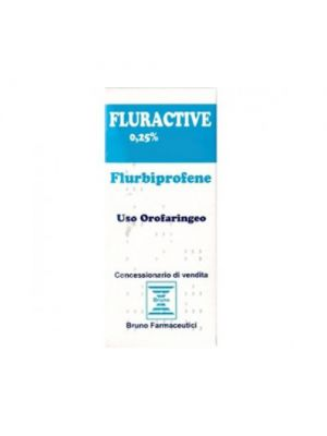 FLURACTIVE COLLUT 160ML 0,25%
