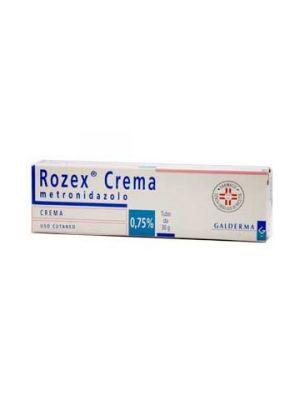 ROZEX CREMA DERM 30G 0,75%