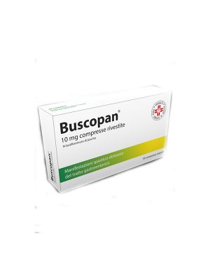 BUSCOPAN 30 COMPRESSE RIVESTITE DA 10MG