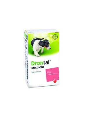 DRONTAL CUCCIOLO SOSPENSIONE DA 50ML