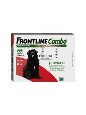 FRONTLINE COMBO 3 PIPETTE PER CANI > 40KG