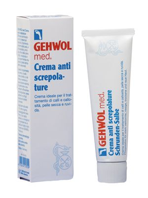 GEHWOL MED CREMA ANTI-SCREPOLATURE DA 75ML