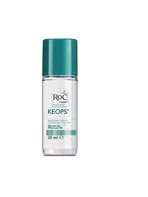 ROC KEOPS DEODORANTE ROLL ON S/ALC