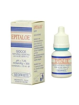 EPITALOE GOCCE NATURALI DA 10ML