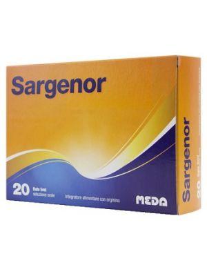 SARGENOR 20 FLACONCINI DA 5ML