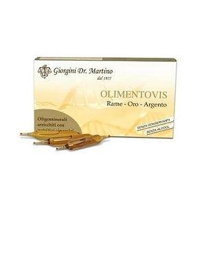 RAME-ORO-ARGENTO OLIMENTOVIS