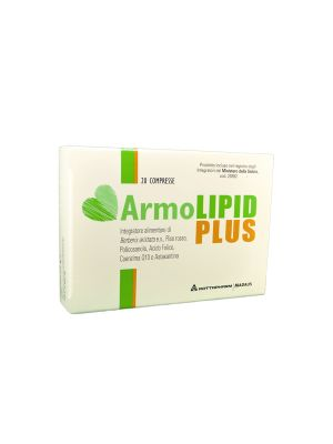 ARMOLIPID PLUS DA 20 COMPRESSE