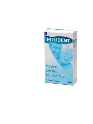 POLIDENT POLVERE ADESIVA 50G