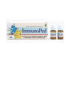 IMMUNOPED 14 FLACONCINI DA 10ML