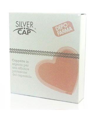 SILVER CAP COPPETTE IN ARGENTO 2 PEZZI