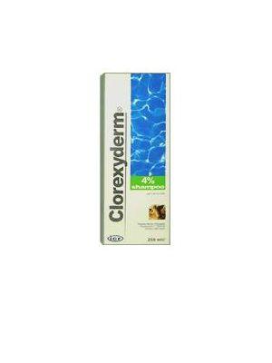 CLOREXYDERM SHAMPOO 4% DA 250ML