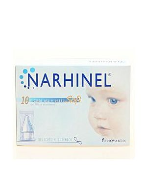 NARHINEL 10 RICAMBI USA E GETTA SOFT