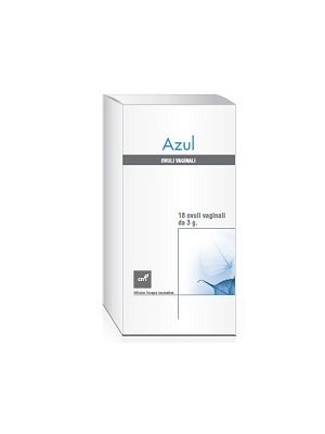 AZUL OVULI DM 18 OVULI