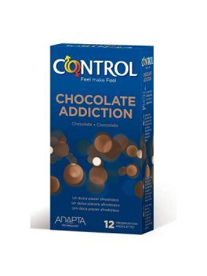 CONTROL CHOCOLATE ADDICTION 6P