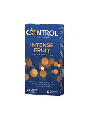 CONTROL INTENSE FRUIT 6 PEZZI
