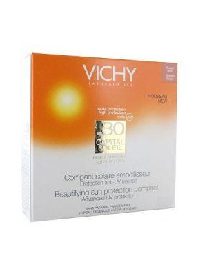 VICHY CAPITAL COMPACT CLAIRE SPF 30 PROTEZIONE 10G