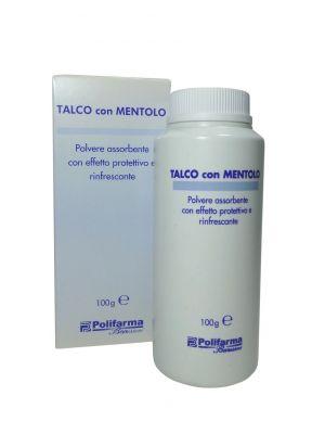 TALCO MENTOLATO POLVERE DA 100G