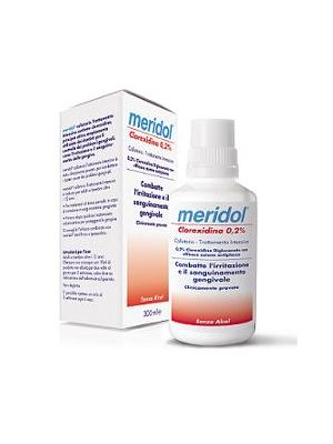 MERIDOL CLOREXIDINA 0.2% COLLUTORIO 300ML