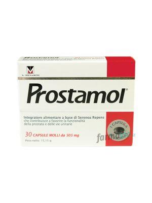 PROSTAMOL 30 CAPSULE