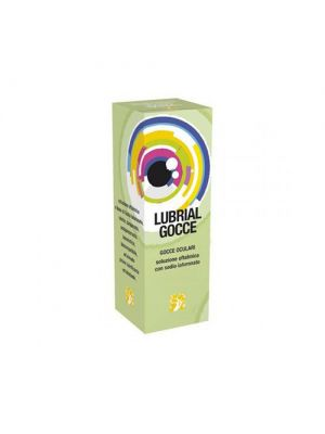 LUBRIAL GOCCE 0,3% 10ML