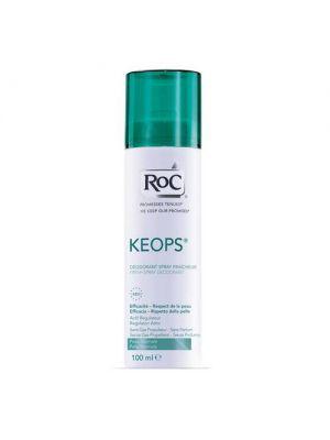 ROC KEOPS SPRAY FRESH 100ML - DEODORANTE FRESCO