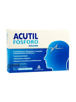 ACUTIL FOSFORO ADVANCE DA 50 COMPRESSE