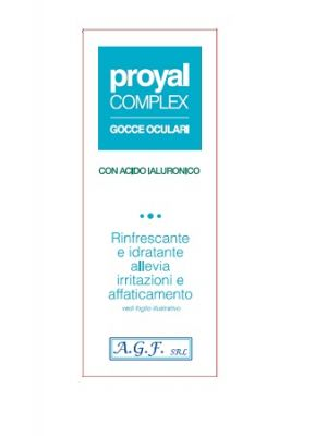 PROYAL COMPLEX GOCCE OCULARI15ML