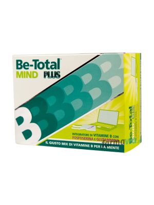 BE-TOTAL MIND PLUS 20 BUSTINE