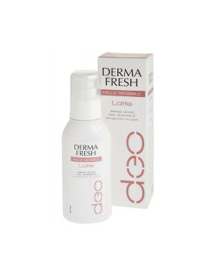 DERMAFRESH DEO LATTE 100ML - PELLE SENSIBILE