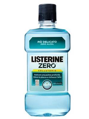 LISTERINE ZERO COLLUTORIO 500ML