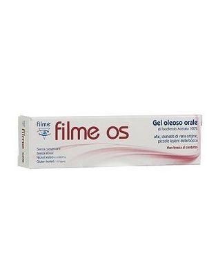 FILME OS GEL OLEOSO ORALE 8ML