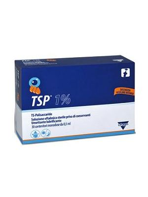 TSP 1% SOL OFT 30FL 0,5ML
