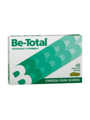 BETOTAL 40 COMPRESSE - INTEGRATORE DI VITAMINE (B2, B3, B5, B6, B12)