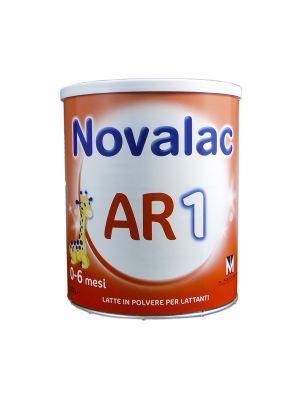 NOVALAC AR 1 LATTE IN POLVERE PER LATTANTI DA 0 A 6 MESI 800G