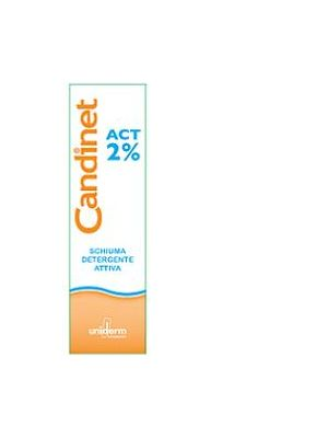 CANDINET ACT 2% DA 150ML - DETERGENTE INTIMO