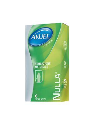 AKUEL BY MANIX NULLA 6 PEZZI