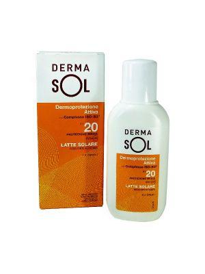 DERMASOL LATTE SOLARE SPF20 DA 150ML