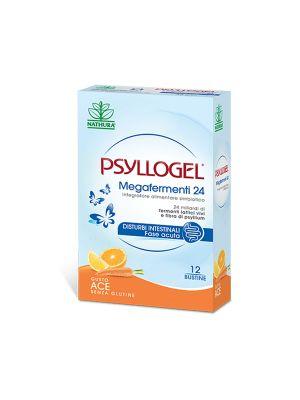 PSYLLOGEL MEGAFERMENTI24 GUSTO ACE DA 12 BUSTINE