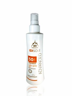 IDISOLE ADVANCED LATTE CORPO SPRAY SPF50+ DA 200ML