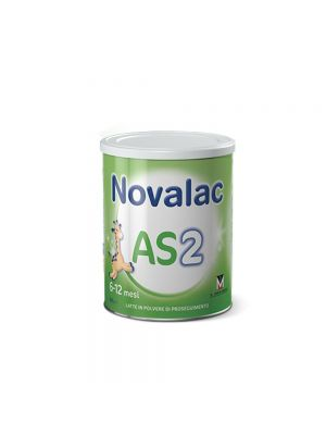 NOVALAC AS 2 LATTE POLVERE 800G