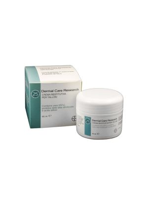 DERMAL CARE RESEARCH CREMA RESTITUTIVA PER TALLONI 50ML