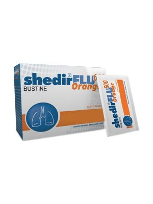 SHEDIRFLU 600 ORANGE DA 20 BUSTINE