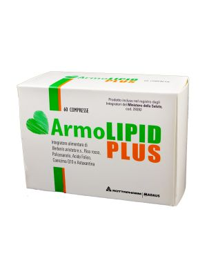 ARMOLIPID PLUS DA 60 COMPRESSE