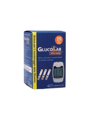 GLUCOLAB AC GLICEMIA 25STR