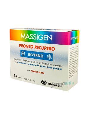 MASSIGEN PRONTO RECUPERO INVERNO DA 14 BUSTINE