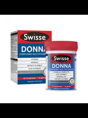 SWISSE MULTIVITAMINICO DONNA DA 30 COMPRESSE
