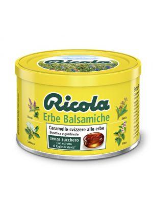 RICOLA ERBE BALSAMICHE 100G
