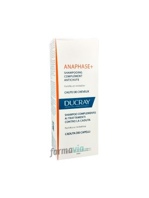 DUCRAY ANAPHASE + SHAMPOO DA 200ML